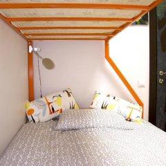 Сафари Хостел Стандартный номер с разными типами кроватей фото 24