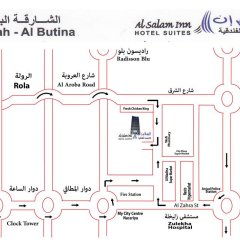 Отель Al Salam Inn Hotel Suites ОАЭ, Шарджа - отзывы, цены и фото номеров - забронировать отель Al Salam Inn Hotel Suites онлайн городской автобус