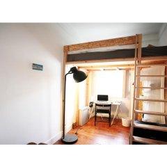 Liv'in Lisbon Hostel Стандартный номер с различными типами кроватей фото 5