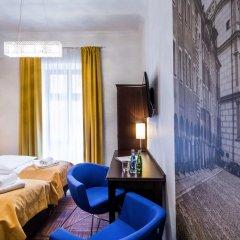 Отель Palazzo Rosso Польша, Познань - отзывы, цены и фото номеров - забронировать отель Palazzo Rosso онлайн комната для гостей фото 8