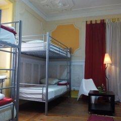 Refuge in Santa Marta Hostel Стандартный семейный номер с различными типами кроватей фото 2
