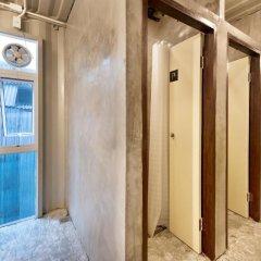 The Yard Hostel Кровать в общем номере с двухъярусной кроватью фото 8