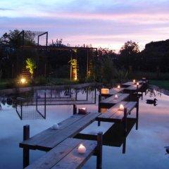 Отель Las Villas de Cue бассейн