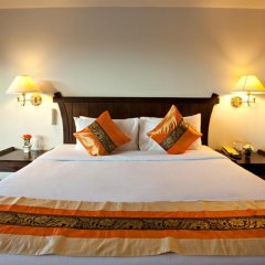 Курортный отель C&N Resort and Spa 3* Стандартный номер с двуспальной кроватью фото 6