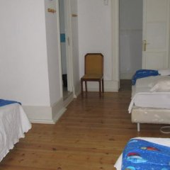 Go Hostel Lisbon Лиссабон спа
