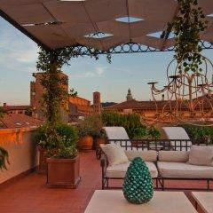 Grand Hotel Majestic già Baglioni 5* Люкс с различными типами кроватей фото 10