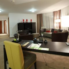 Lindner Hotel & Residence Main Plaza 4* Номер Бизнес с различными типами кроватей фото 3