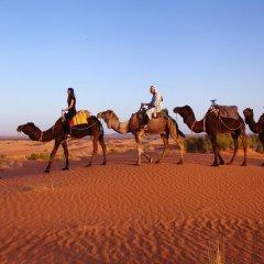 Отель Merzouga Luxury Camp Марокко, Мерзуга - отзывы, цены и фото номеров - забронировать отель Merzouga Luxury Camp онлайн фитнесс-зал фото 2