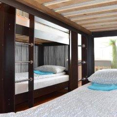 Like Hostel Tula Кровать в мужском общем номере с двухъярусной кроватью фото 2