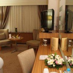 Surmeli Ankara Hotel 5* Стандартный номер разные типы кроватей фото 22