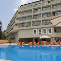 Отель Queen's Park Turkiz Kemer - All Inclusive бассейн фото 2