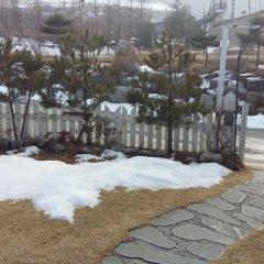 Отель Daegwalnyeong Beauty House Pension Южная Корея, Пхёнчан - отзывы, цены и фото номеров - забронировать отель Daegwalnyeong Beauty House Pension онлайн фото 9