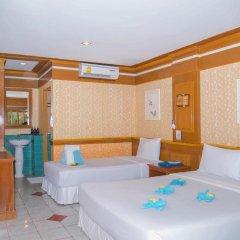 Отель Ko Tao Resort - Beach Zone 3* Номер Делюкс с различными типами кроватей