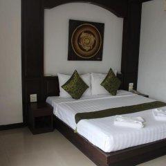 Отель Patong Buri 3* Стандартный номер с двуспальной кроватью фото 8