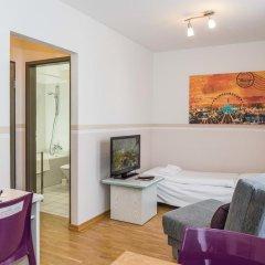 Отель Amenity Германия, Мюнхен - отзывы, цены и фото номеров - забронировать отель Amenity онлайн комната для гостей фото 6