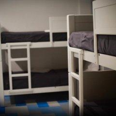 Отель Hostal Nacional Кровать в общем номере с двухъярусной кроватью фото 4