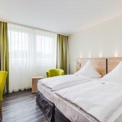 NOVINA HOTEL Wöhrdersee Nürnberg City 4* Номер Комфорт с различными типами кроватей