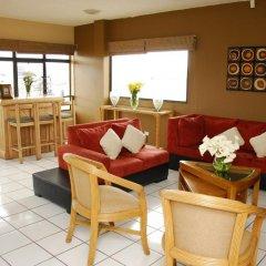 Отель Aparthotel Guijarros 3* Улучшенный люкс с различными типами кроватей