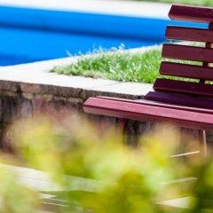 Отель Pension Rebgut Лана бассейн