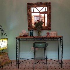 Отель Riad Dar Karima Марокко, Рабат - отзывы, цены и фото номеров - забронировать отель Riad Dar Karima онлайн удобства в номере фото 2