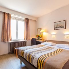 Отель Europ Hotel Бельгия, Брюгге - 2 отзыва об отеле, цены и фото номеров - забронировать отель Europ Hotel онлайн комната для гостей
