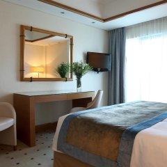 Отель Rodos Park Suites & Spa 4* Номер Делюкс с различными типами кроватей фото 3