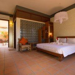 Отель An Bang Sunset Village Homestay 3* Стандартный номер с различными типами кроватей фото 3
