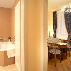 Salvator Hotel 4* Улучшенный номер с различными типами кроватей фото 2