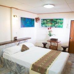 Отель Happy House On The Beach комната для гостей