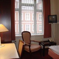 Park Hotel Aalborg 3* Стандартный номер с различными типами кроватей