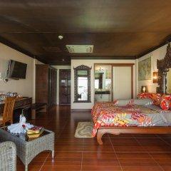 Отель Tropica Bungalow Resort 3* Люкс с различными типами кроватей фото 2