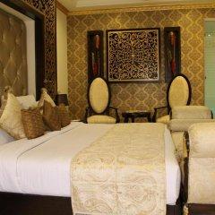 Hotel Jivitesh 4* Номер Делюкс с различными типами кроватей фото 7