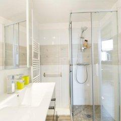 Отель Only Loft Lyon Brotteaux-Part Dieu Франция, Лион - отзывы, цены и фото номеров - забронировать отель Only Loft Lyon Brotteaux-Part Dieu онлайн ванная
