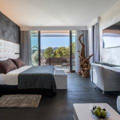 Отель Mas Tapiolas Suites Natura 4* Люкс с различными типами кроватей фото 14