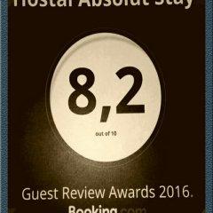 Отель Hostal Absolut Stay питание