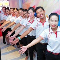 Отель Patong Terrace фитнесс-зал