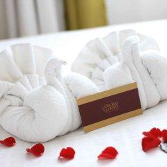 Orchid Hotel 3* Улучшенный номер с различными типами кроватей фото 3