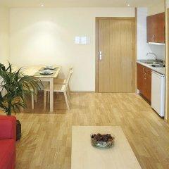 Отель Aparthotel Nou Vielha Апартаменты с различными типами кроватей