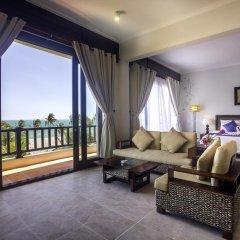 Отель Lotus Muine Resort & Spa 4* Люкс с различными типами кроватей фото 5
