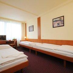 TOP Hotel Praha 4* Стандартный номер с различными типами кроватей