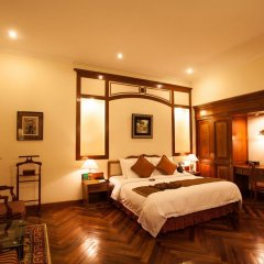 Hotel Majestic Saigon 4* Номер Делюкс с двуспальной кроватью фото 2