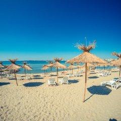Отель Prestige Mer d'Azur пляж