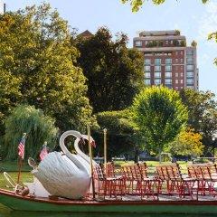 Отель Taj Boston развлечения
