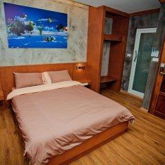 Отель Chaphone Guesthouse 2* Улучшенный номер с разными типами кроватей фото 7