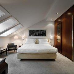 Отель UNAHOTELS Cusani Milano 4* Стандартный номер с разными типами кроватей