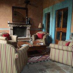 Отель Hacienda de Los Santos 4* Улучшенный люкс с различными типами кроватей