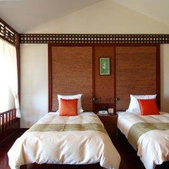 Hotel Nirakanai Kohamajima 3* Улучшенный номер с различными типами кроватей фото 7
