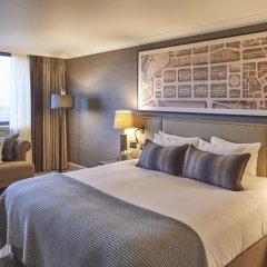 Отель Intercontinental Edinburgh the George 5* Номер Делюкс с двуспальной кроватью фото 3