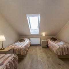 Отель Aparthotel Lublanka 3* Люкс с различными типами кроватей фото 23