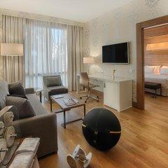 Отель NH Collection Milano President 5* Полулюкс с различными типами кроватей фото 21